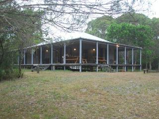 Wallum Cottages: Kookaburra - Crescent Head vacation rentals