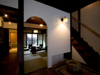 Elegant & Historic Kyoto Townhouse near GION - Kyoto vacation rentals