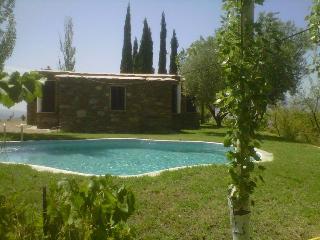 Villa with garden and pool in Las Alpujarras (Granada) - Berja vacation rentals