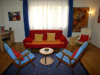 Irena TourAs, mere steps of main attractions - Ljubljana vacation rentals