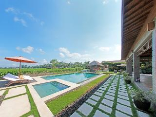 Stunning Rice filed View 3 Bedrooms Villa In Ubud! - Kemenuh vacation rentals