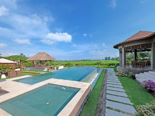 3,4 or 7 bedrooms private,luxury,beautiful villa - Ubud vacation rentals