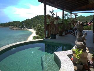 Oceanfront Villa In Koh Samui, Thailand - Plai Laem vacation rentals
