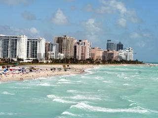 2 blocks from Ocean, 1 bedroom  with Balcony!!!! - Miami Beach vacation rentals