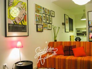 Santa Marinha A - 1 bedroom apartment in magnifice - Costa de Lisboa vacation rentals