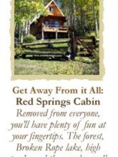 Red Springs Cabin - Somerset vacation rentals