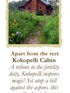 Kokopelli Cabin - Somerset vacation rentals