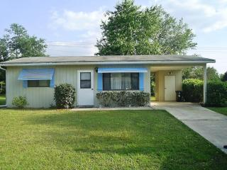 Affordable Cozy Vacation Home on 55+ Community - Ocala vacation rentals