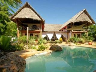 Nice 4 bedroom Zanzibar Villa with Deck - Zanzibar vacation rentals