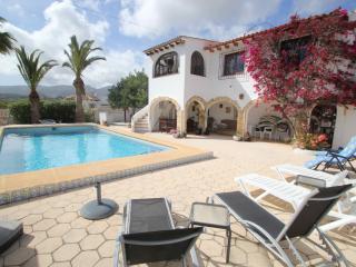 Private Villa with Mountain & Sea Views in Calpe - Alicante Province vacation rentals