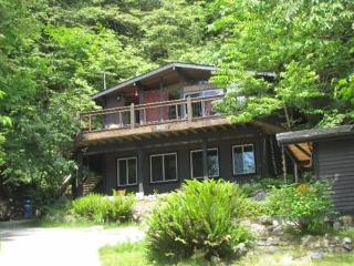 Bright Cabin with Deck and Internet Access - Sechelt vacation rentals