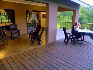 Kata Charis Lakside Lodge: Chalet 2 - Woodston vacation rentals