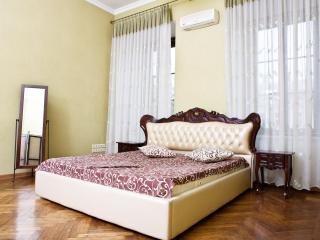 150m from Deribasovskaya str., old-fashioned house, 2nd floor, front windows - Odessa vacation rentals