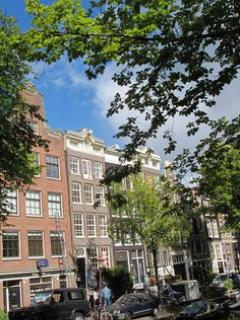 exterior view - Spacious Luxurious Canal House With Terrace In The Jordaan - Amsterdam - rentals