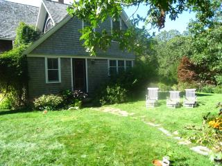 4 Bedroom on 5 Acres of Woodlands with Fresh Eggs and Chickens - Chilmark vacation rentals