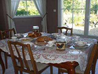 Luxury B&B in Loire Valley, Western France - Blaison-Gohier vacation rentals