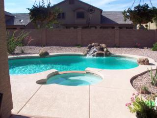 Fully Furnished Executive Home with Pool and spa - Surprise vacation rentals