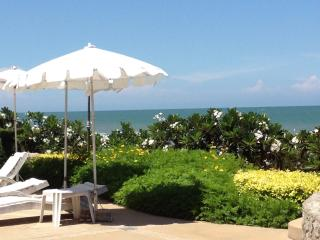 Holiday  Apartment on Beach - Cha am - Phetchaburi Province vacation rentals