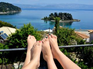 Breathtaking View House In Corfu -Corfu Story ! - Dassia vacation rentals