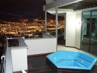 Top of the world views near everything-El Poblado - Medellin vacation rentals
