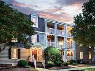 Wyndham Kingsgate Resort (2 bedroom condo) - Williamsburg vacation rentals