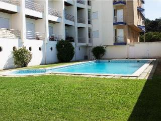 Beach apartment with shared pool, beach 100 meters - Esmoriz vacation rentals