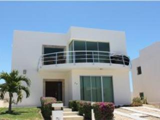 Front Elevation View of Casa - Gorgeous Rental Vacation Home:  Nitely, Weekly, or - Cabo San Lucas - rentals