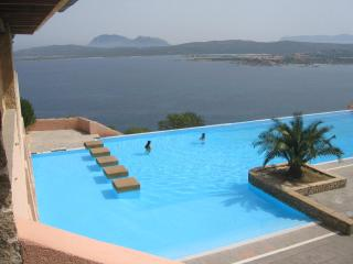 SARDINIA: SEA VIEW APT. IN BEAUTIFUL RESORT - Porto Rotondo vacation rentals