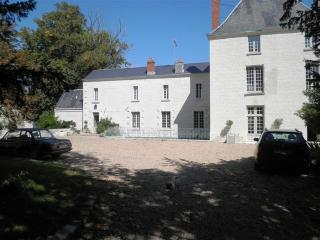 Magnificently Restored and Furnished  Manor House in Chateau Country of the Loire. Sleeps 8-12; Pool - Le Coudray-Macouard vacation rentals