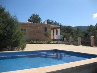 1 bedroom House with Private Outdoor Pool in Cala Tarida - Cala Tarida vacation rentals