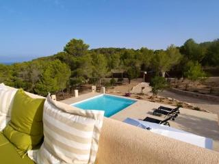 Perfect 4 bedroom House in Cala Tarida with Private Outdoor Pool - Cala Tarida vacation rentals