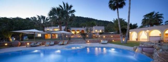 8 bedroom Villa in Es Cubells, Ibiza, Ibiza : ref 2240069 - Image 1 - Es Cubells - rentals