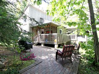 Cozy Cottage with Deck and Television - Huntsville vacation rentals