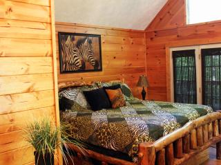 Pigeon Forge Cabin - JUNGLE FEVER - Pigeon Forge vacation rentals