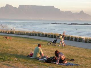 Upmarket Beachfront Self catering Apartment at Big Bay, Bloubergstrand, Cape Town - Melkbosstrand vacation rentals