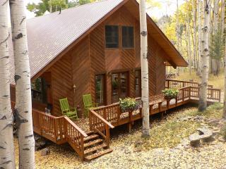 Private 3bd/2ba Cabin in Cimarron(Arrowhead Ranch) - Cimarron vacation rentals