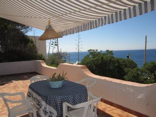 Lovely VILLA with SEA VIEW in LEVANZO island - Levanzo vacation rentals