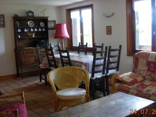 Attractive, well-furnished alpine chalet in France - Switzerland vacation rentals