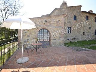 1 bedroom House with Deck in San Donato in Poggio - San Donato in Poggio vacation rentals