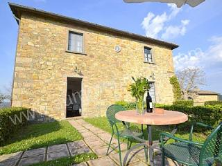 Nice House with Deck and Internet Access - San Donato in Poggio vacation rentals