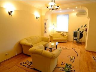 Kiev center, Khreschatyk street, 3 rooms - Kiev vacation rentals