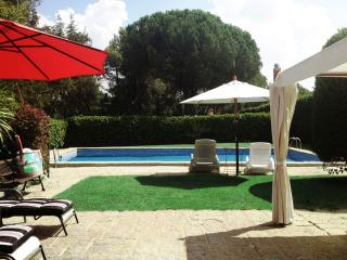 House with private pool and garden near Madrid! - Madrid Area vacation rentals