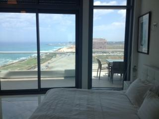 Luxury 2 bedroom apartment. Boutiue Hotel sea view TLV. - Tel Aviv vacation rentals
