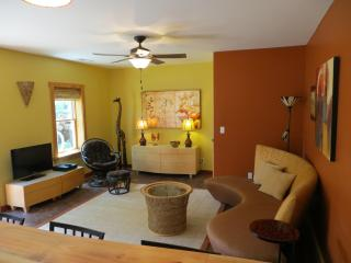 Beautiful West Asheville Apartment! - Asheville vacation rentals