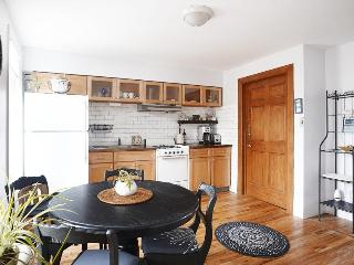 Sunny Williamsburg Apt w/ Deck 5 min to Manhattan - Brooklyn vacation rentals