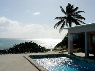A cottage on Forest Bay Beach on the southern end of Anguilla, stunning ocean views of neighboring islands. IDP PSV - Barnes Bay vacation rentals
