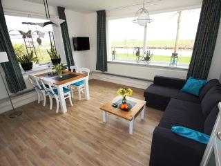 Appartments located at the waterside with an open view at the Watersportcity Sneek - Sneek vacation rentals