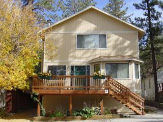 5 bedroom House with Deck in Big Bear Lake - Big Bear Lake vacation rentals