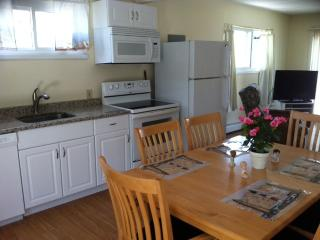 Beach block with ocean views- $1450 week. parking. - Brigantine vacation rentals