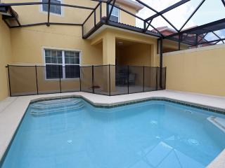 PARADISE PALMS RESORT EC- - 4 BD / splash pool - Do drop In! Why Wait? not  a typical Vacation T - Kissimmee vacation rentals